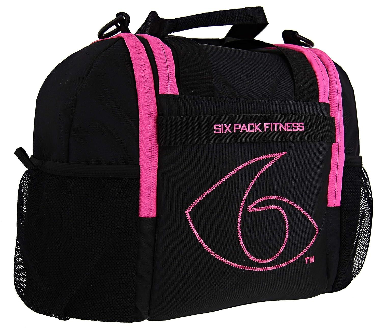 Amazon.com  6 Pack Fitness Insulated Meal Prep Bag bb49351e2