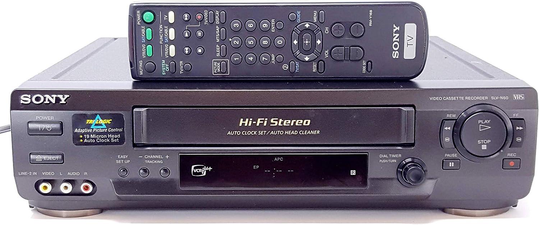 B00004VWEO Sony SLV-N60 4-Head Hi-Fi VCR 81mtNGyGRFL.SL1500_