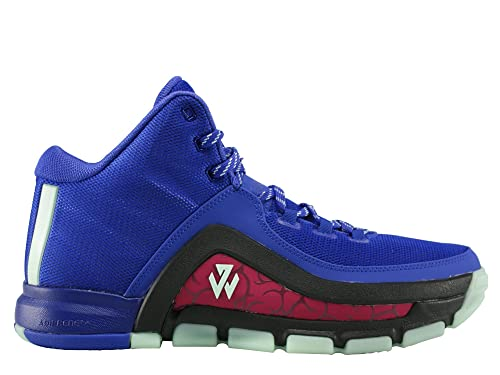 d8037e5be826 adidas J Wall 2 Mens Hi Top Basketball Trainers Sneakers Shoes (UK 6.5 US 7  EU 40