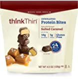 thinkThin Protein Bites, Salted Caramel, 4.5 Ounce