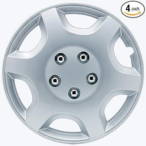 Amazon.com: SUMEX 5060110 Monaco Wheel Trims 14-inch - Set of 4