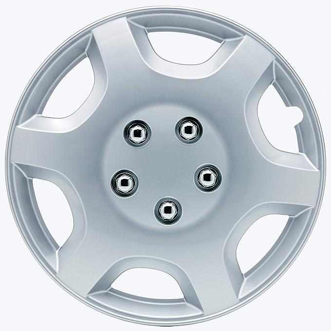 Amazon.com: SUMEX 5060110 Monaco Wheel Trims 14-inch - Set of 4: Automotive