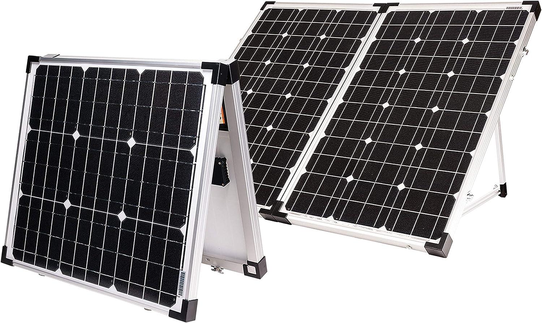 走力!120W便携式太阳能套件