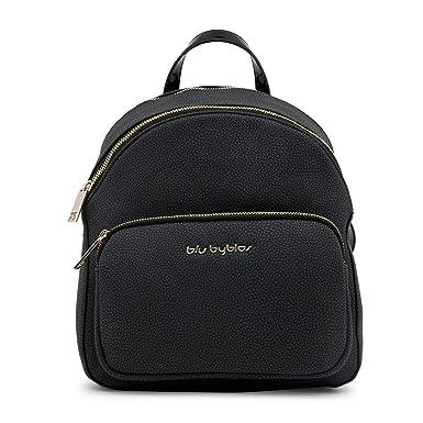 bee1041d2e012a Sac à dos noir Blu Byblos - Buzzao  Amazon.fr  Vêtements et accessoires