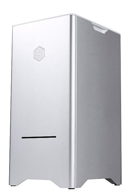4 opinioni per SilverStone SST-FT03S Case per PC, Argento