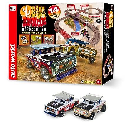 "18/"" Indoor//Outdoor SLOT CARS Street Sign race slotcar trucks collector toys"