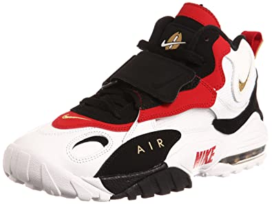 7076af3bbe331 NIKE Men's Air Max Speed Turf 49ers Shoe