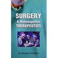 Surgery & Homoeopathic Therapeutics: 1