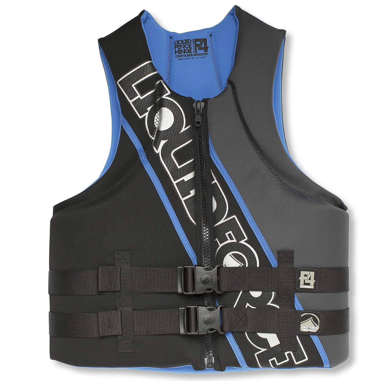 格安販売中 Liquid Force Hinge CGA Sz Wakeboard Vest Mens B0186EHVCG Sz Force L by Liquid Force B0186EHVCG, LCIPARTS EXHAUST:f41ec004 --- senas.4x4.lt