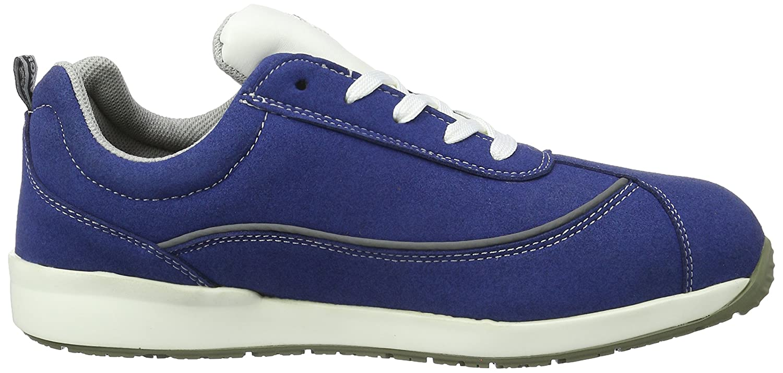 MaxguardDakota D030 - Zapatos de Seguridad Unisex Adulto, Color Azul, Talla 40