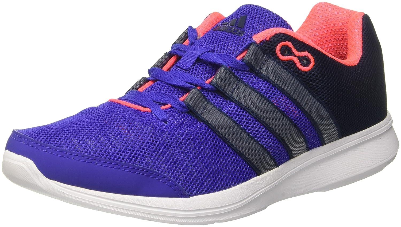 sports shoes 61863 538fd adidas Damen Lite Runner W Trainingsschuhe 40 EUMehrfarbig (Night  FlashColl Navy) - sommerprogramme.de