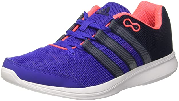 adidas Lite Runner W, Sneakers Basses Femme, Multicolore (Night Flash/Coll Navy), 37 1/3 EU