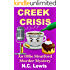 Creek Crisis (An Ollie Stratford Mystery Book 2)