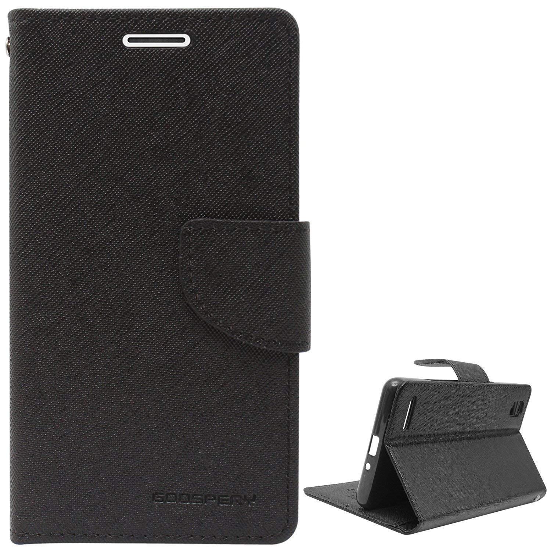 Tarcase Xiaomi Redmi 6 Pro Flip Cover Case Combo Offer Goospery Mi Canvas Diary Black Electronics