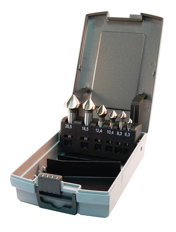 Projahn Spiralbohrer HSS-Co DIN 338 Typ VA Eco 6,8 mm 250680