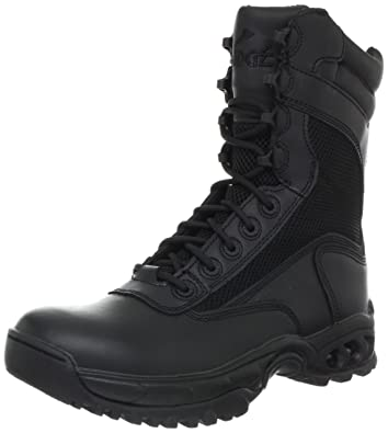ebe3c5ccac01 Amazon.com  Ridge Footwear Men s Air-Tac Plus Zipper Boot