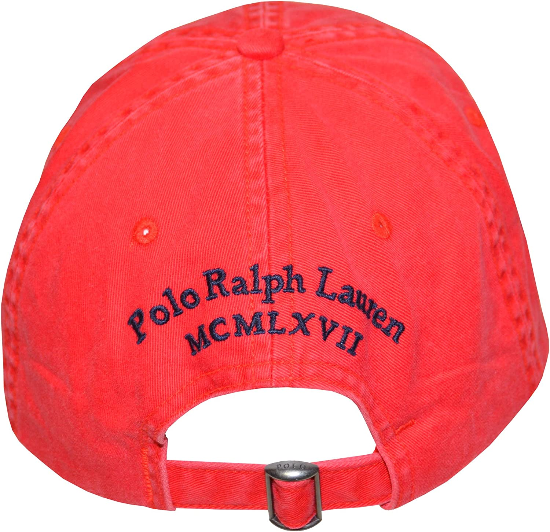 Ralph Lauren Polo Gorra Ajustable con Logotipo de Pony para Hombre ...