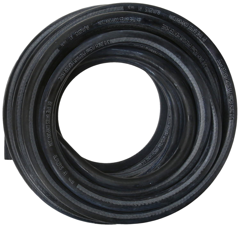 Gates 28409 Straight Heater Hose Standard