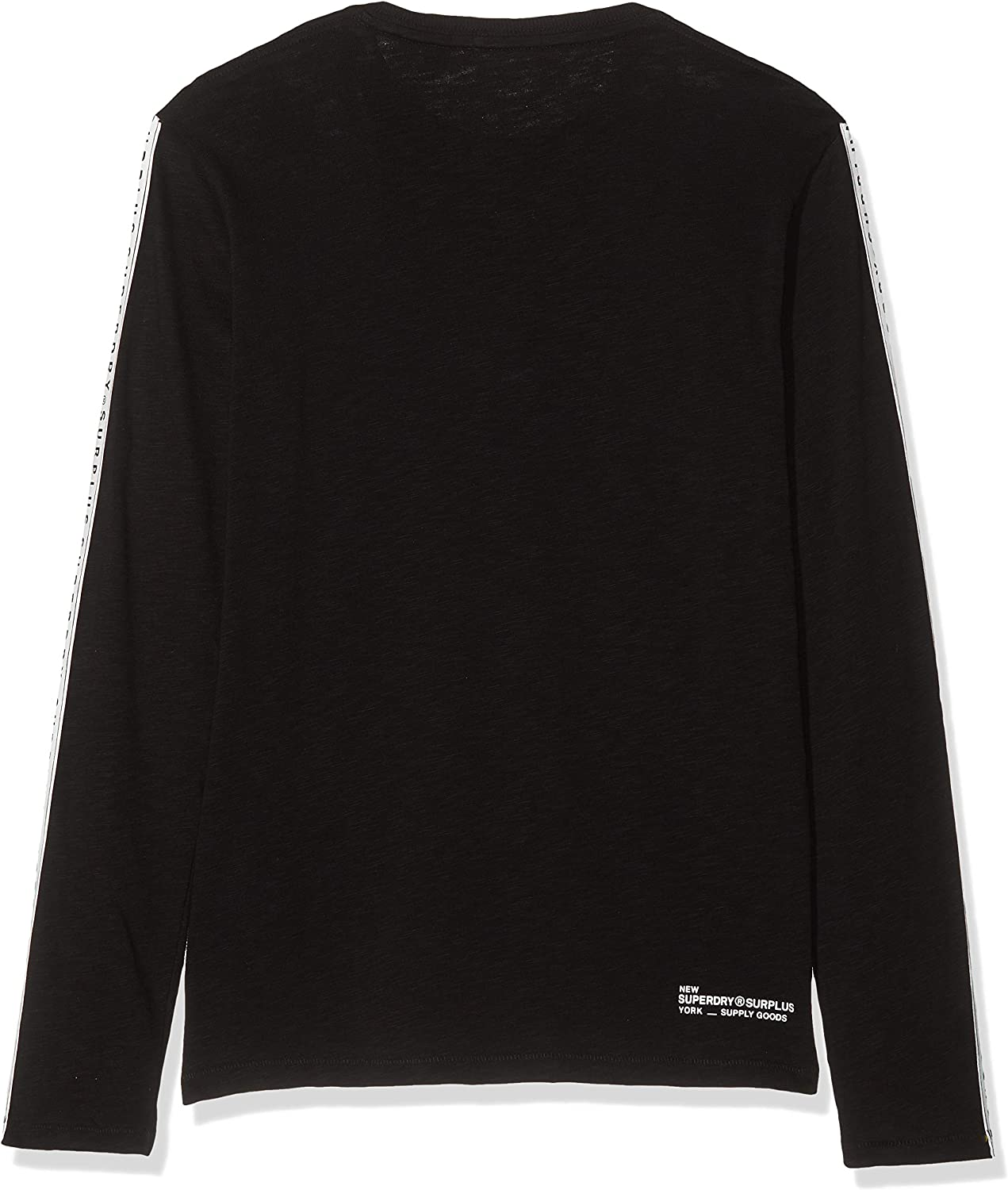 Superdry Suprdry Surplus Goods LS Classic Graphic Tee Maglia a Maniche Lunghe Uomo