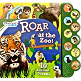 Discovery Kids Roar at the Zoo Sound Book (Discovery 10 Button)