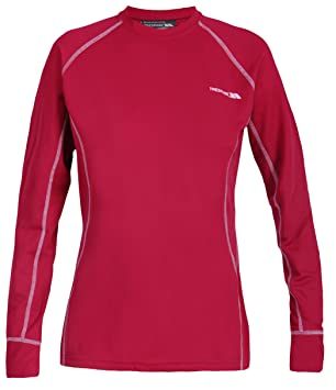 Trespass Basis Shirt Thermo Damen XL Sangria