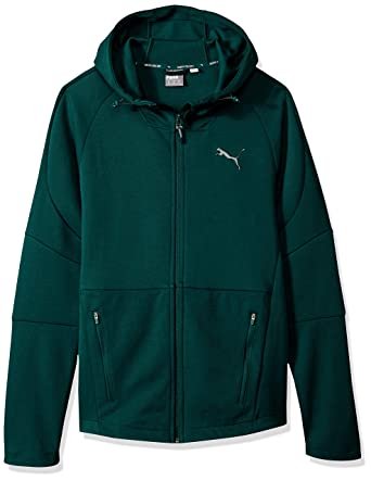 953aefc3fb13 PUMA Men s Evostripe Move Hooded Jacket at Amazon Men s Clothing store