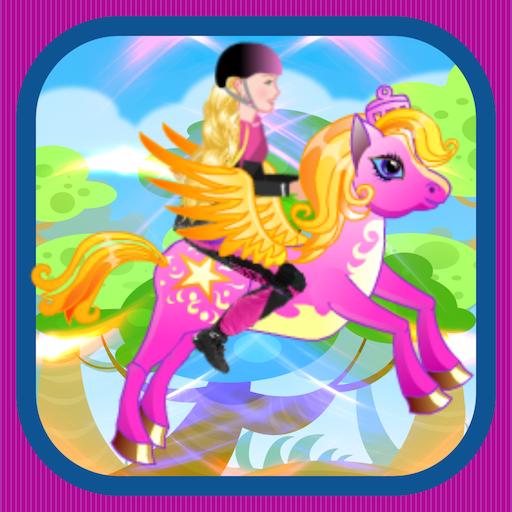 Princess Pony Forest Run