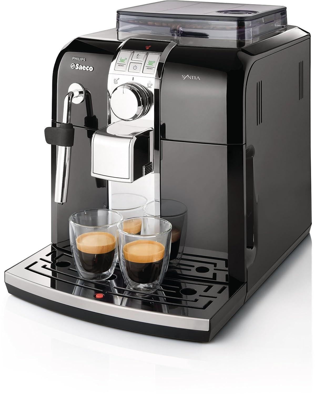 Amazon.com: Philips Saeco Syntia Focus automático Espresso ...