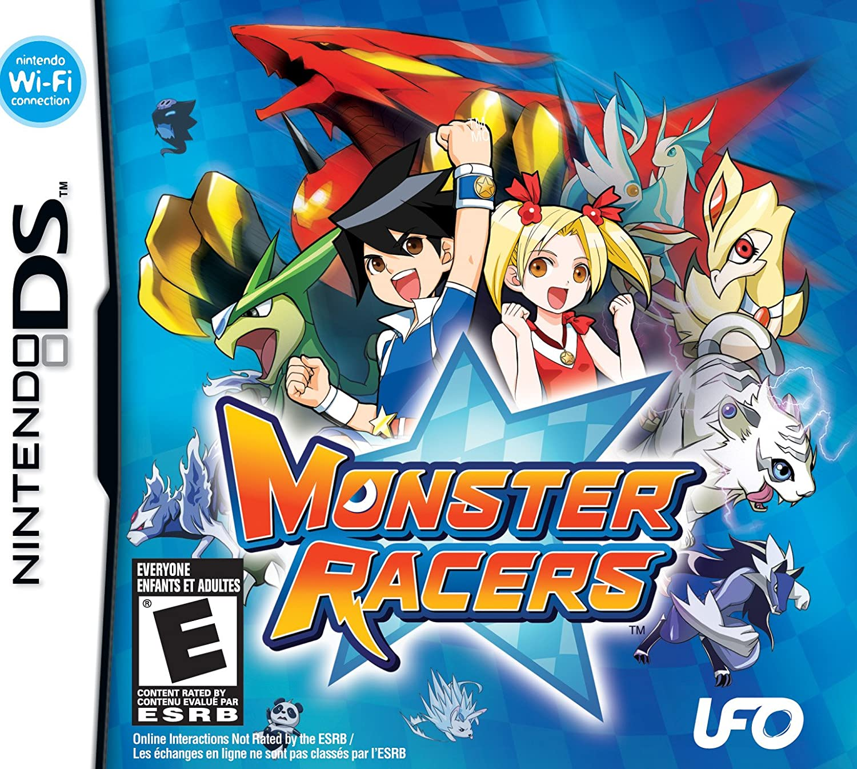 Amazon.com: Monster Racers: Video Games