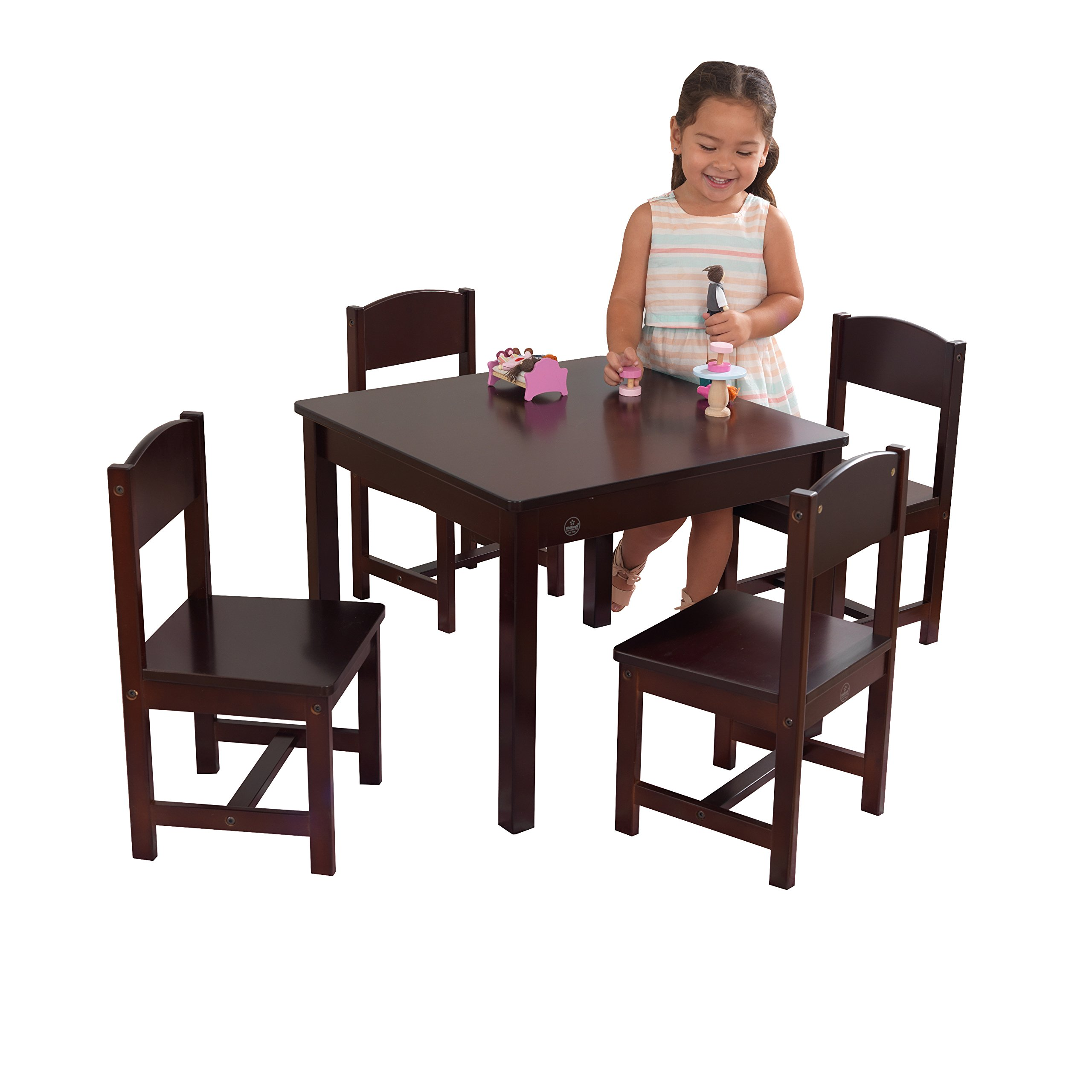 KidKraft Farmhouse Table and Chair Set by KidKraft
