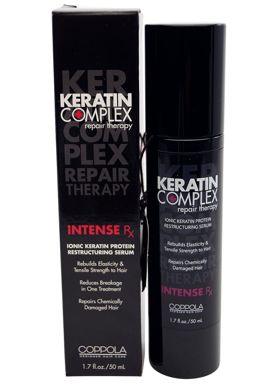 Keratin Complex Intense RX Ionic Keratin Protein Serum 1.7oz