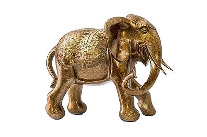 Raydeshop Elephant Decoration Home Decor Large 15 Polyresin Figurine Statue Sculpture Housewarming