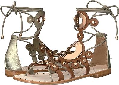 ea79ef89e79 Ivy Kirzhner Women s Odessa Cognac Sandal