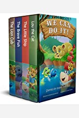 We Can Do It!: Stories for Brave Little Kids Kindle Edition
