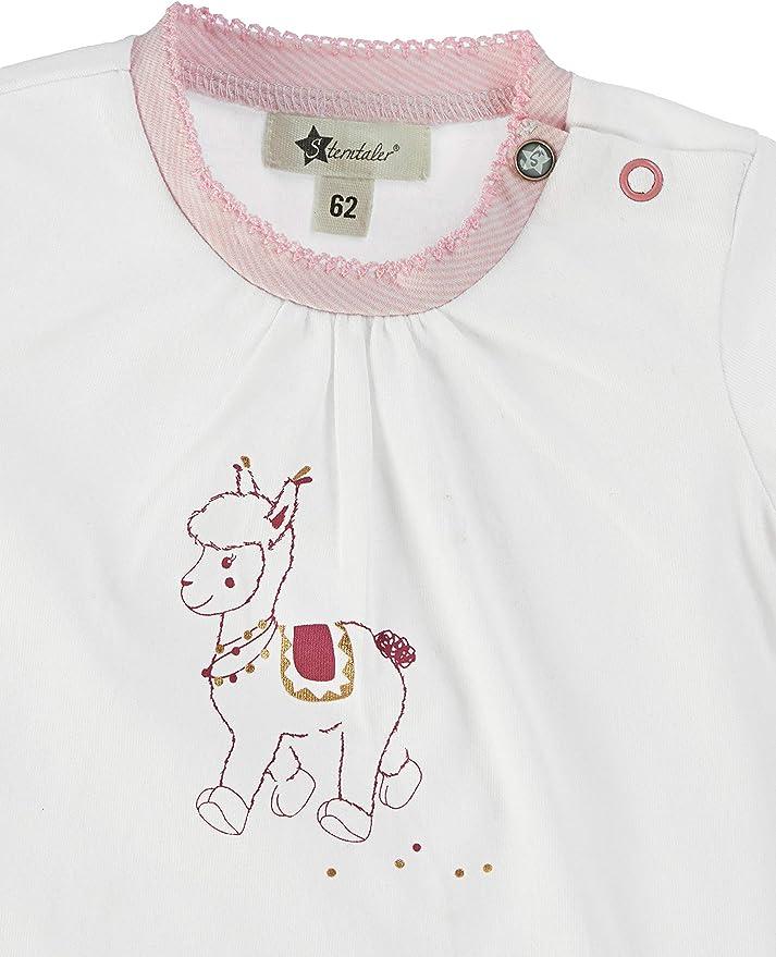 Sterntaler T-shirt pour Filles Joli Motif Lama Lotte