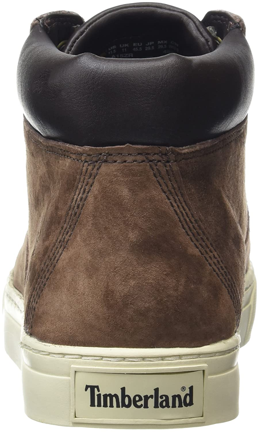 Timberland Dauset, Sneakers Hautes Homme - Marron - Brown (Coconut Shell),  43: Amazon.fr: Chaussures et Sacs