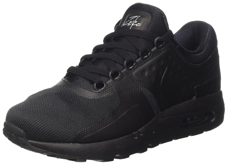 NIKE Air Max Zero Essential Mens Running Shoes B01N0ZIXZ7 7.5 D(M) US|Black/Black/Black