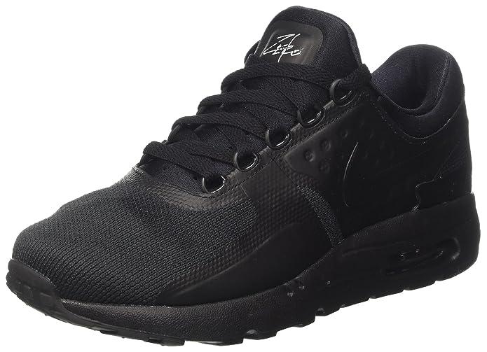 Nike Air Max Zero Essential Sneakers Herren Komplett Schwarz