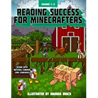 Reading Success for Minecrafters: Grades 1-2