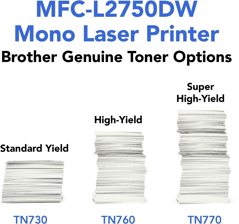 Amazon.com: Impresora multifunción láser monocromo compacta ...