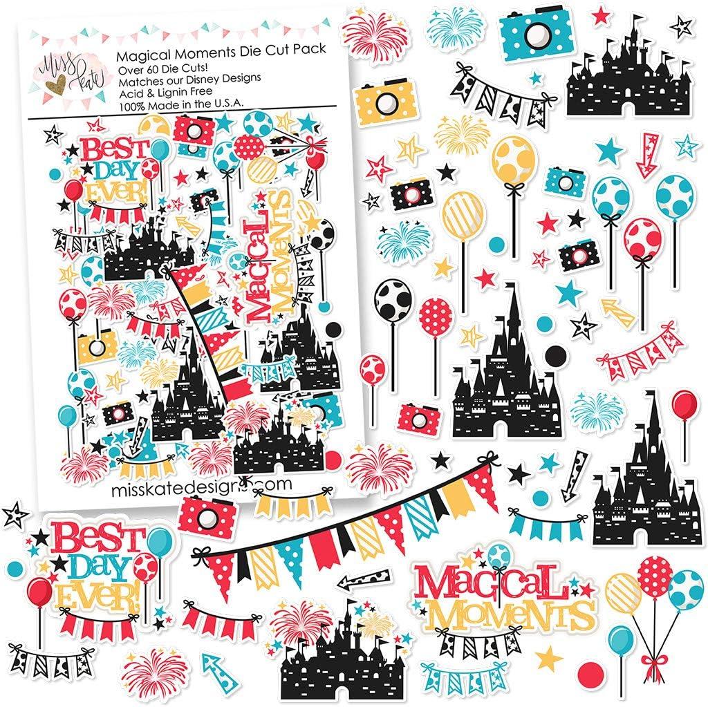 card making stamping planning mini albums scrapbooking art journaling mixed media art Elizabeth Craft Believe 1049 Steel cutting die