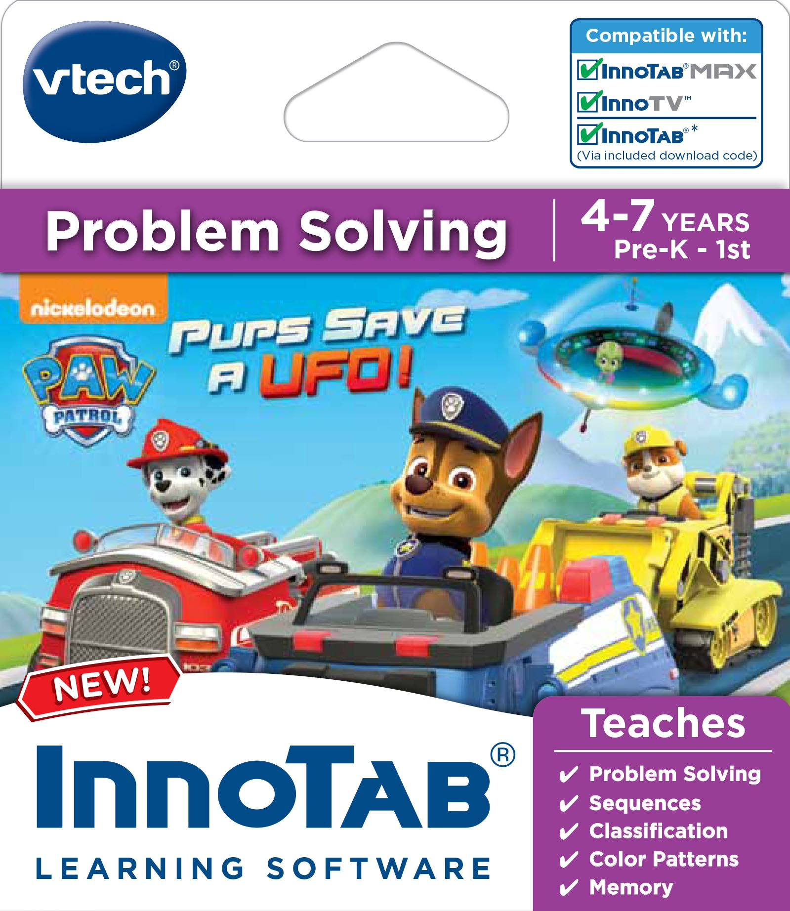 VTech InnoTab Software, Paw Patrol by VTech