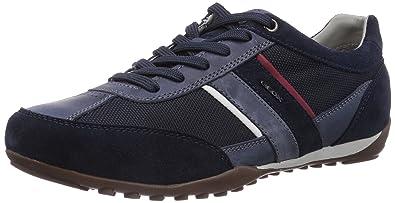 Men U Wells C Low-Top Sneakers Geox Browse Cheap Online Sale Best Place btRSMho3Ig