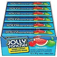 JOLLY RANCHER Candy, Assortment, 12 Count