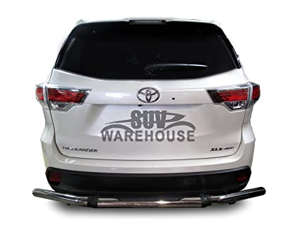 97da5b9b5610e Amazon.com: Wynntech 2014-2018 Toyota Highlander Stainless Steel ...