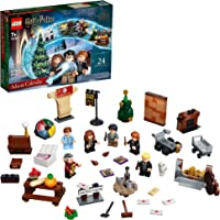 LEGO Harry Potter Advent Calendar 76390 for Kids; 24 Cool Harry Potter Toys Including 6 Minifigures; New 2021 (274…