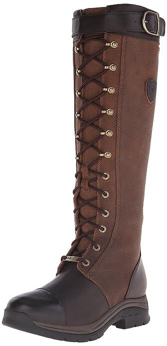 ff821edbb7f3d ARIAT Women s Berwick Gore-Tex Insulated Boot Ebony Size 5.5 B Medium Us