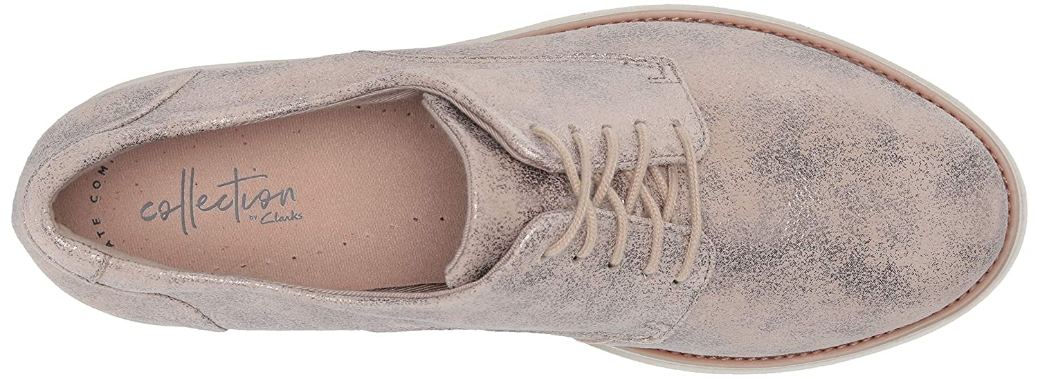 Clarks Womens Sharon Crystal Loafer