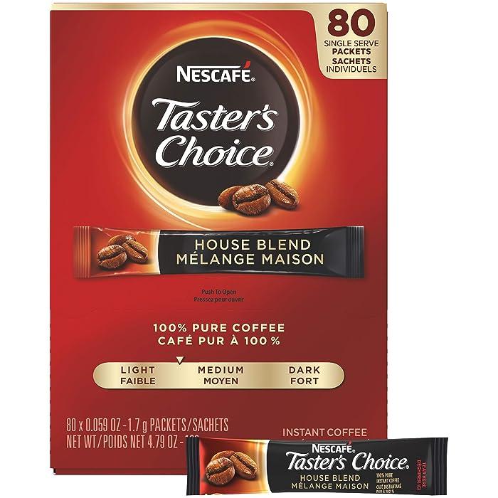Top 8 Nescafe Taster's Choice Hazelnut Instant Coffee Beverage
