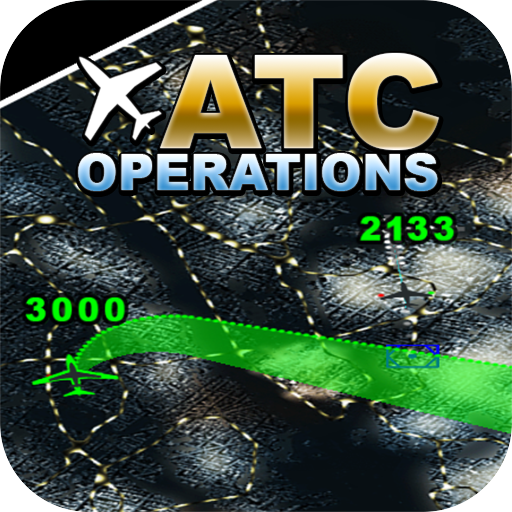 ATC Operations - New York - Air Traffic Control Game